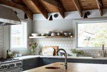 Kitchen / by Caroline McKell