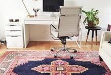 Work It, Girl / Work spaces.
