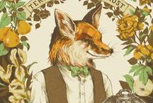 Foxy / Let's talk about foxes.