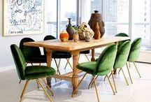 Dining Room  / by Caroline McKell