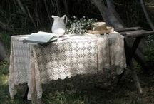 kitchen textiles.tracy porter. poetic wanderlust / live your poetic wanderlust...xx..tracy porter