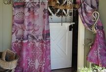 curtains.tracy porter.poetic wanderlust / live your poetic wanderlust ..xx..tracy porter