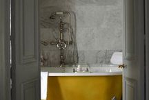 Bathroom - Medium / Medium toned bathroom inspiration. / by FLOFORM