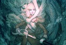 Art: Fantasy Inspiration