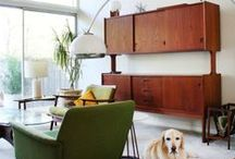 Home Decor - Mid Century Modern / Mid Century Modern inspiration. / by FLOFORM