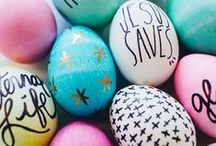 Celebrate: Easter / A collection of Easter activities and ideas from all over the web.