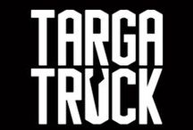 Targa Truck / This is the first truck in Targa Newfoundland.