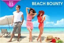 Beach Bounty- ShopClues Fashion Week Day 3 / ShopClues Brings the Hottest Beach trends to you in pocket-friendly prices. Checkout whats in this spring/summer season for apparel, beach accessories and footwear.