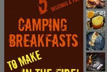 Camping ideas / by Lee Anne Bourque