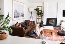 Living Room / by Caroline McKell