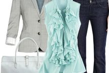 Mint green top ideas / by Lee Anne Bourque