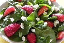Food ~ Salads & Dips
