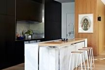 Kitchen - Medium / Medium toned kitchen inspiration. / by FLOFORM