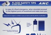 Flooding / Safety information on what to do before, during and after a flood occurs. Insurance claim help and information on floods.