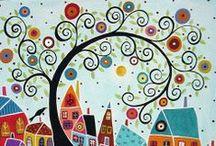 Art: Swirly
