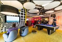 Commercial Design / Innovative and inspiring design for commercial spaces / by Tarah Miranda