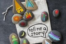 Fairy Tale Fun / Pinterest fun and ideas for Brave Writer's Story Switcheroo class!