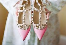 Bridal Shoes / by Stoneblossom Floral and Event Design