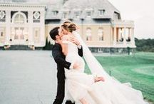 Newport Country Club Weddings, Newport, RI / Some of our favorite floral design and styling we've done for weddings at Newport Country Club in Newport, RI