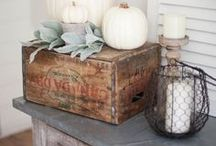 Rustic Home Decor / Rustic inspiration for all you country girls!