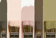 Decor: Color Schemes / The best color schemes and themes for the home!