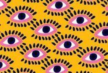 Design > Patterns / Patterns; shapes, lines etc