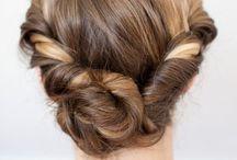 Headspin / Braids, twists, buns, loose waves... / by Lauren Brander