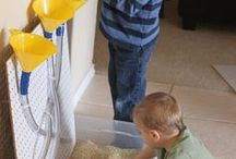 activities for little ones... / things to do with the littles....