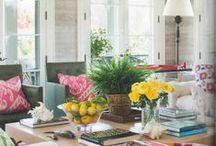 living rooms / by Julie Richard