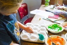 All Things Arts & Crafts / Art & Craft ideas, products, and projects for your homeschool!
