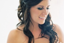 Hair Comes the Bride / Up, down, curly, straight, braided or wavy. These are some wedding hair styles we love to love.