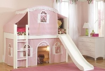 Neat Girls Room Decor / by Erin Riley