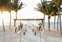 Get Married in Mexico / Nothing is more exotic, more relaxing, more romantic and more you than a destination wedding in Mexico.