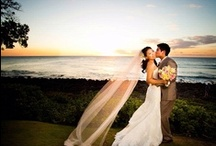 Say 'Yes' in Hawaii / Hawaii weddings are paradise—pure and simple.
