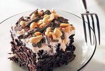 Food: Desserts and snacks
