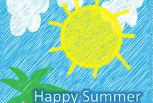 June Teaching Activities / Teaching activities for summer, the end of school and the month of June!  / by Wise Guys