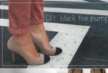 DIY Fashion / by Jessi Logan