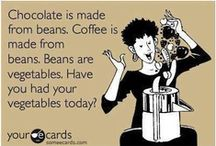 coffee, coffee and more coffee / Coffeeeeeee