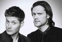 Supernatural  / I didn't choose this fandom... I was gripped tight and raised from perdition / by Kenzie McFarren