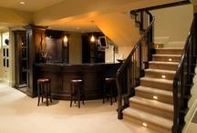 beautiful basements!