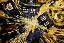 Dr Who / by Jill Lockard