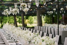 To-die-for Tablescapes / Whether simple and sweet or multi-layered and full of details, setting your wedding tables is just one more way to add personalization and pizazz to your big day.