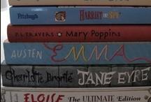 books / Some of my books & books I like.