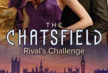Rival's Challenge - Chatsfield Continuity #6 - OCT 2014 / On the eve of a business deal, nerves lead Orla Kennedy to share a drink with a handsome stranger, which results in a night of passion she'll never forget. Then she discovers that the man in question is Antonio Chatsfield — her biggest rival! Antonio might be a war hero to his family, but his life feels as empty as his recently vacated bed. He never wanted to return to The Chatsfield, London, but his sister needs his help. Now Antonio's sights are set on a merger of a different kind...