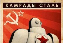 soviet propaganda / by le dezign