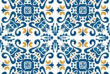 Azulejos / Azulejos  Portuguese tiles