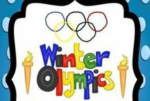 Winter Olympics Teaching Activities / Find great classroom resources for the Olympic Games! / by Wise Guys