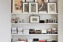 Shelving ideas / by Abby Green Author