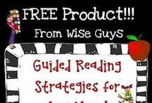 FREE WISE GUYS TEACHING RESOURCES / This board contains only FREE resources that are best for students in 3rd, 4th, 5th, and 6th grade. You'll find ideas for reading, writing, Daily 5, various seasons, and holidays, math, social studies, and more. Grab all your freebies today! Enjoy!