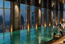 Four Seasons Spa's all over the world / Unique Four Seasons Spas all over the world